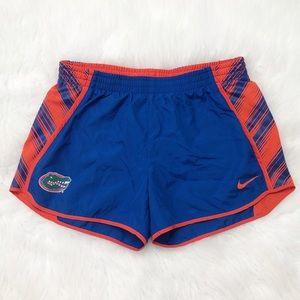 Nike Florida Gators Dri-Fit Running Shorts UF